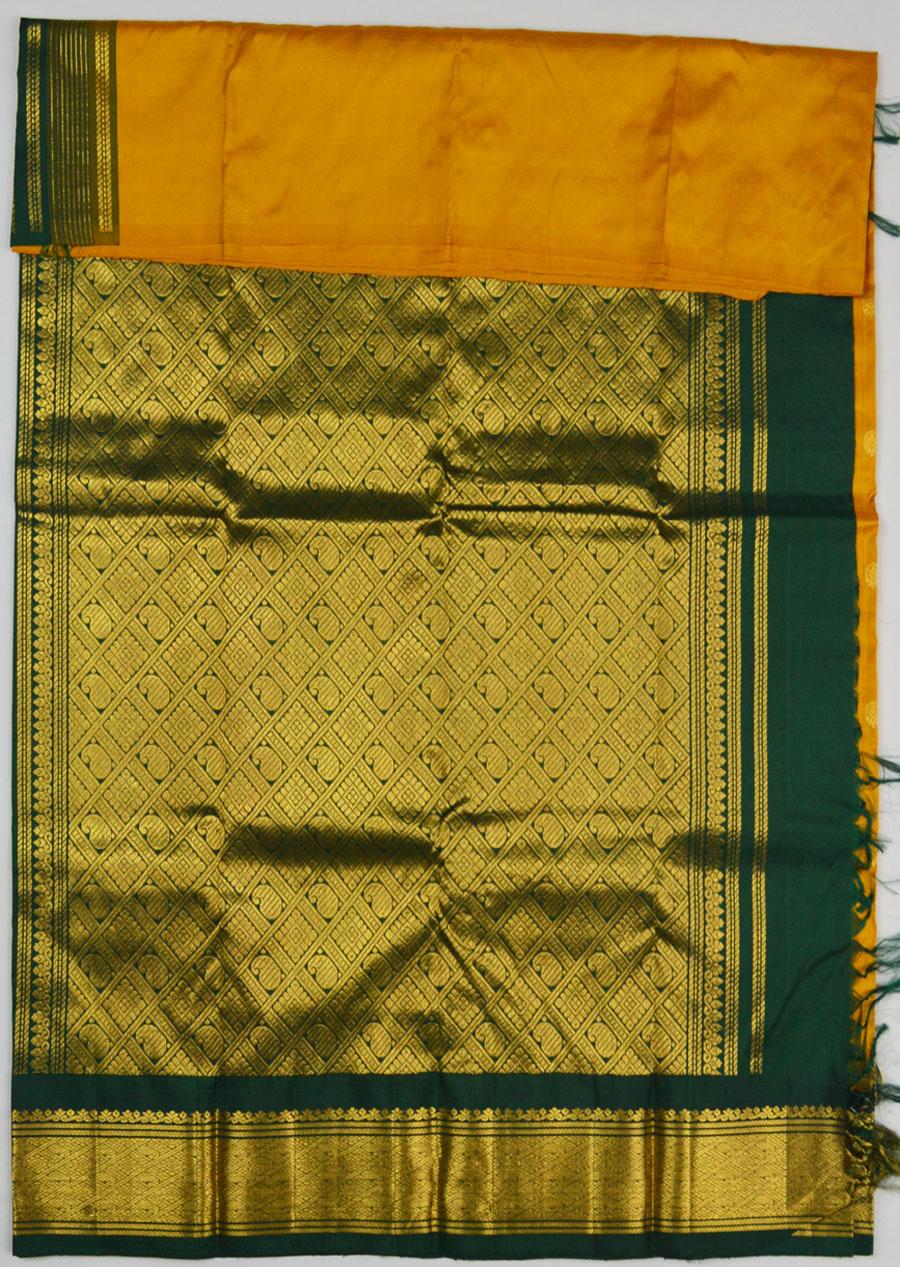Temple Saree 4185