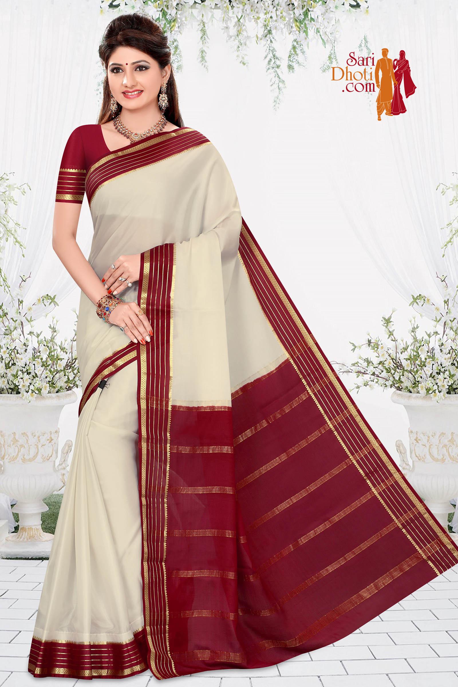 Mysore Silk 4207