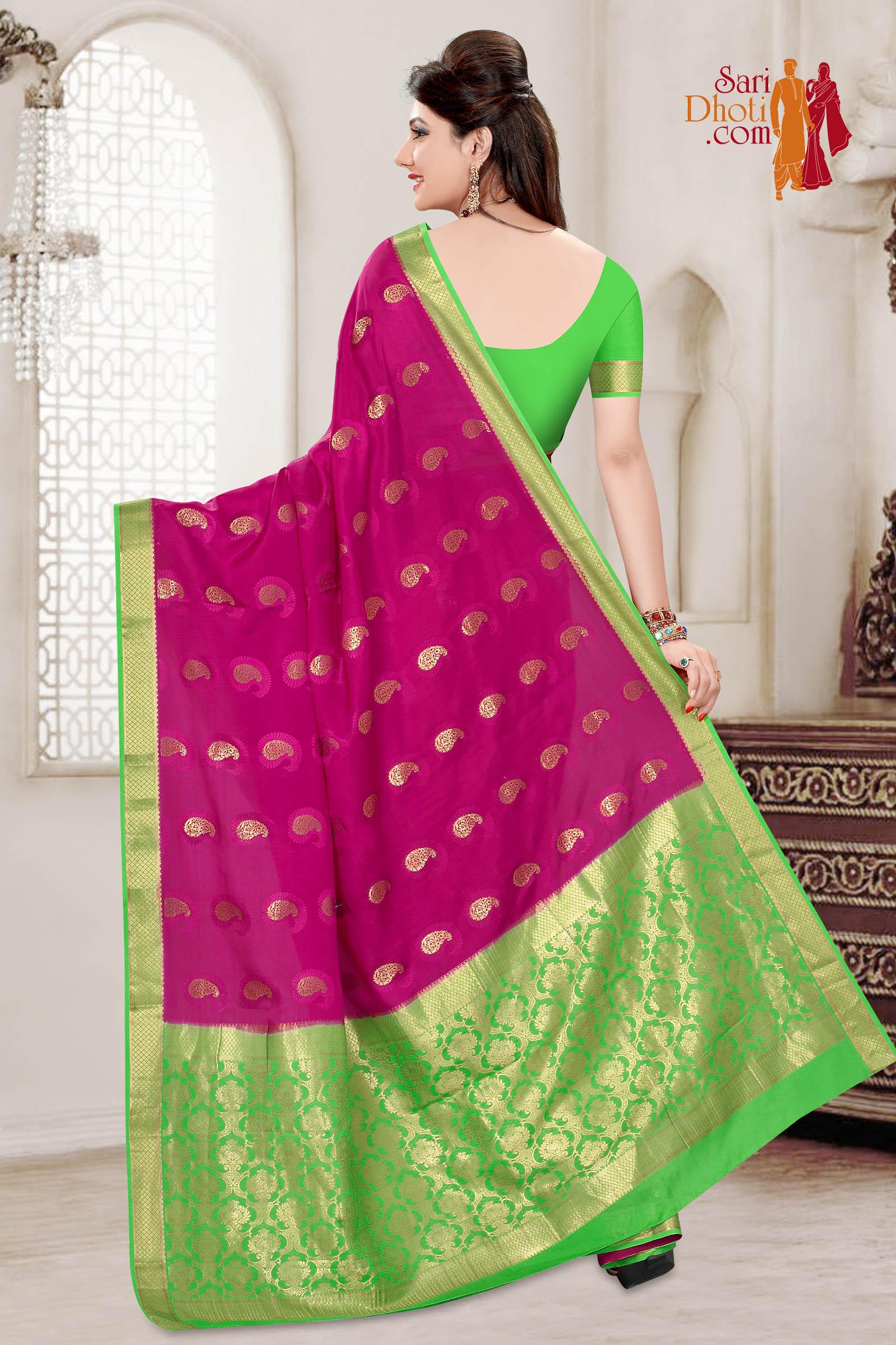 Mysore Silk 4216