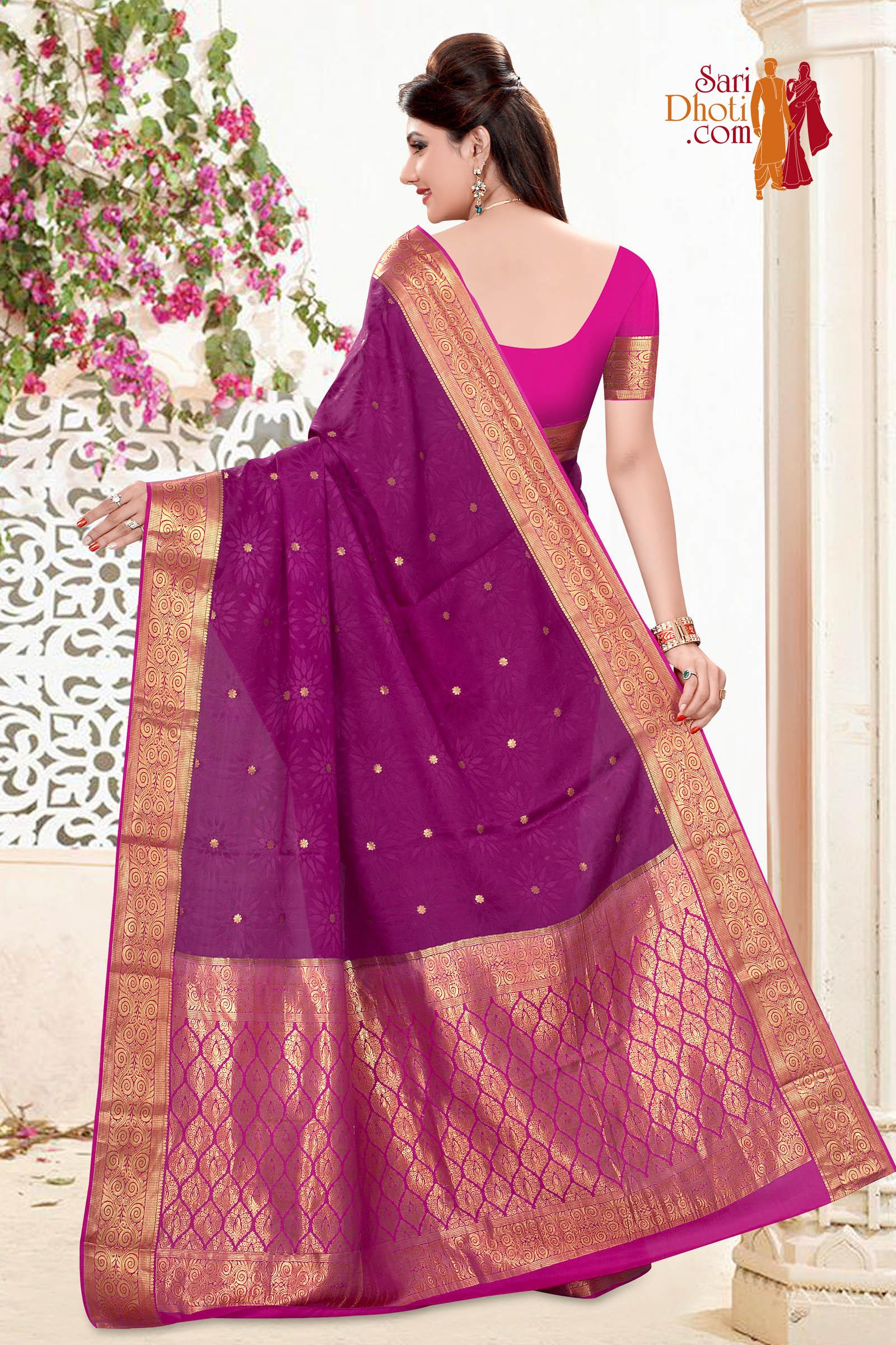 Mysore Silk 4219