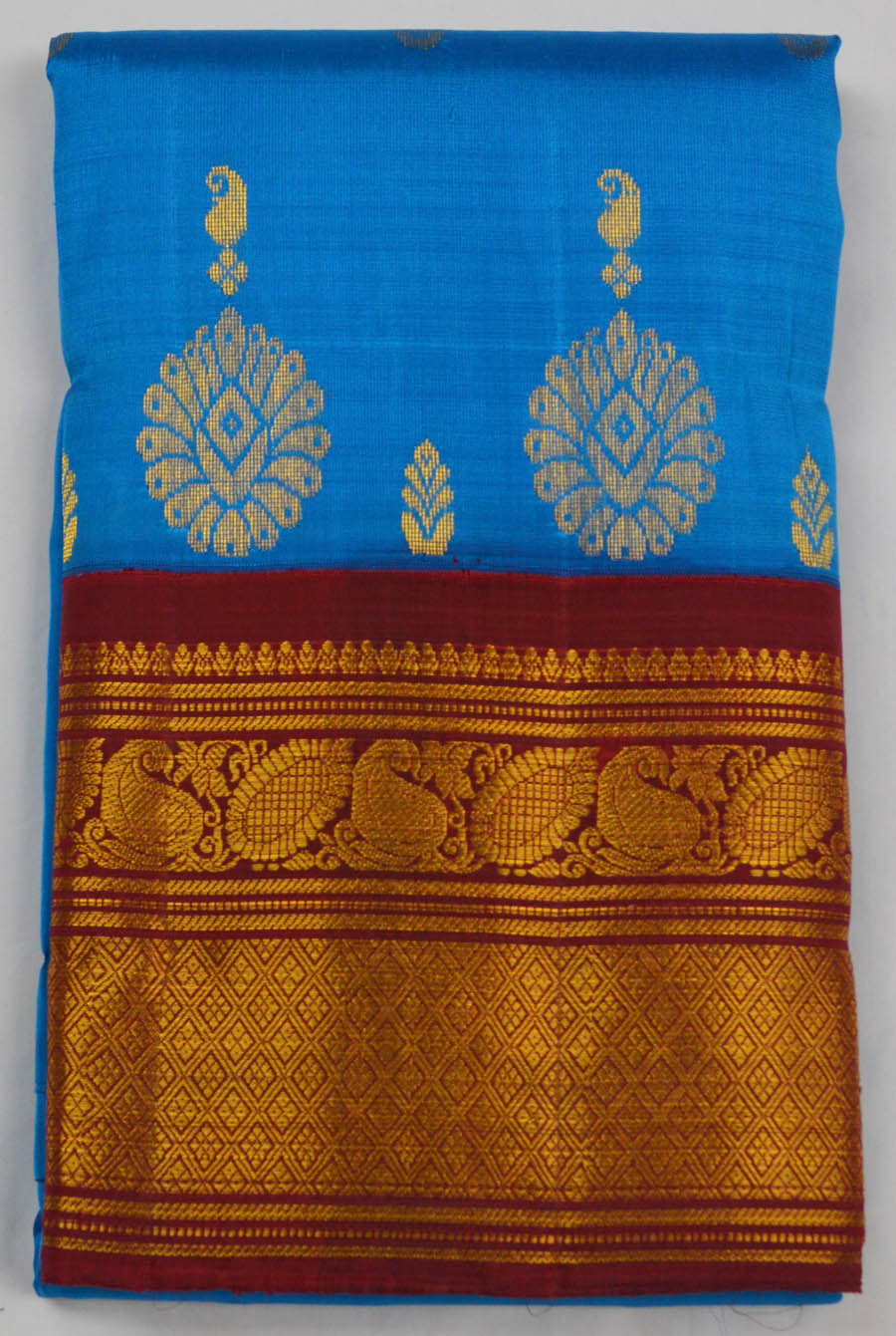 Temple Saree 4371