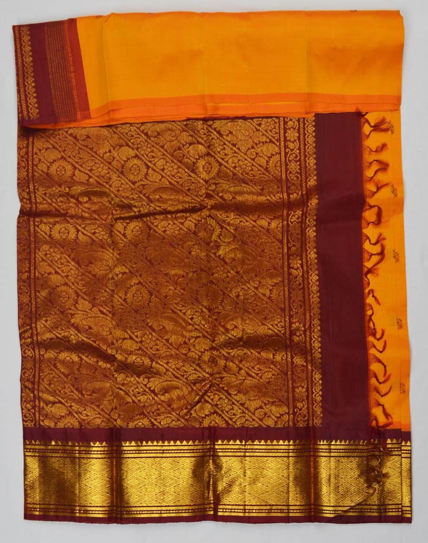 Temple Saree 4388