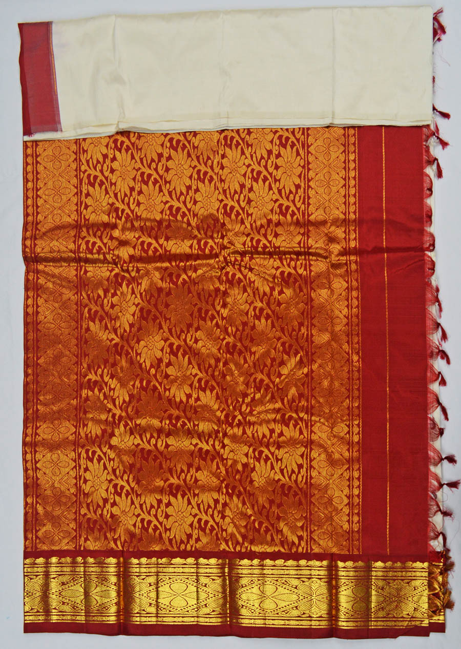 Temple Saree 4406