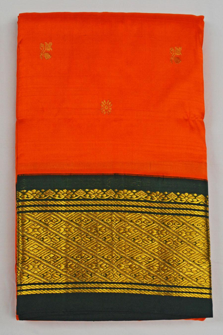 Temple Saree 4501