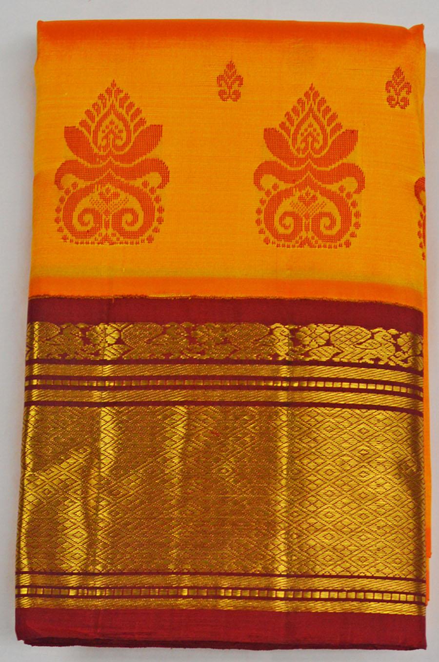 Temple Saree 4568