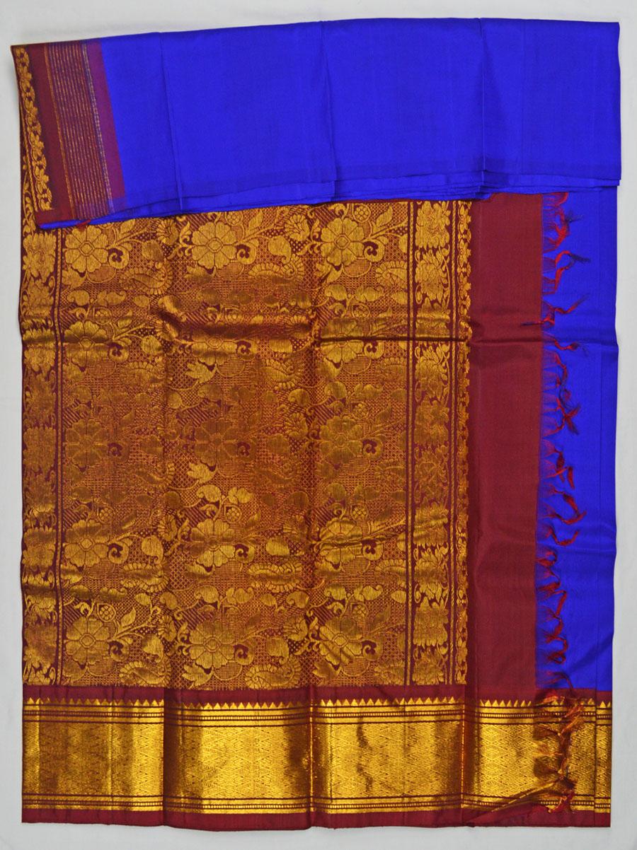 Temple Saree 4604