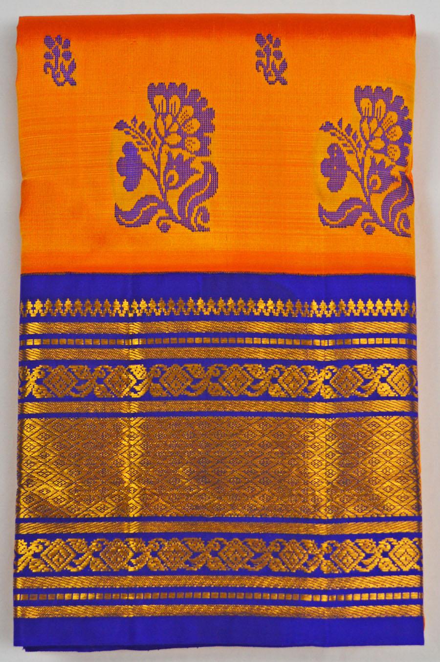 Temple Saree 4625