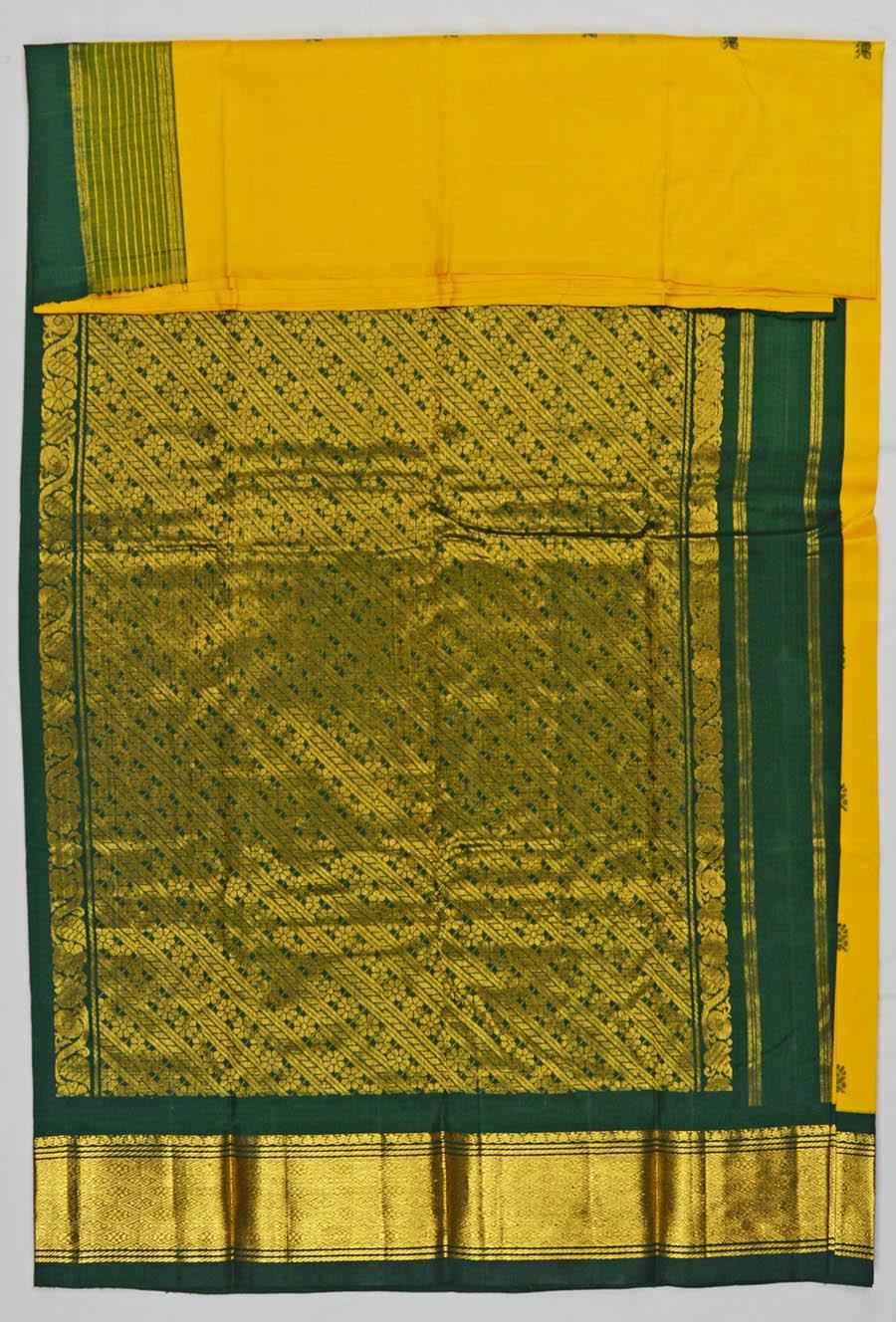 Temple Saree 4702