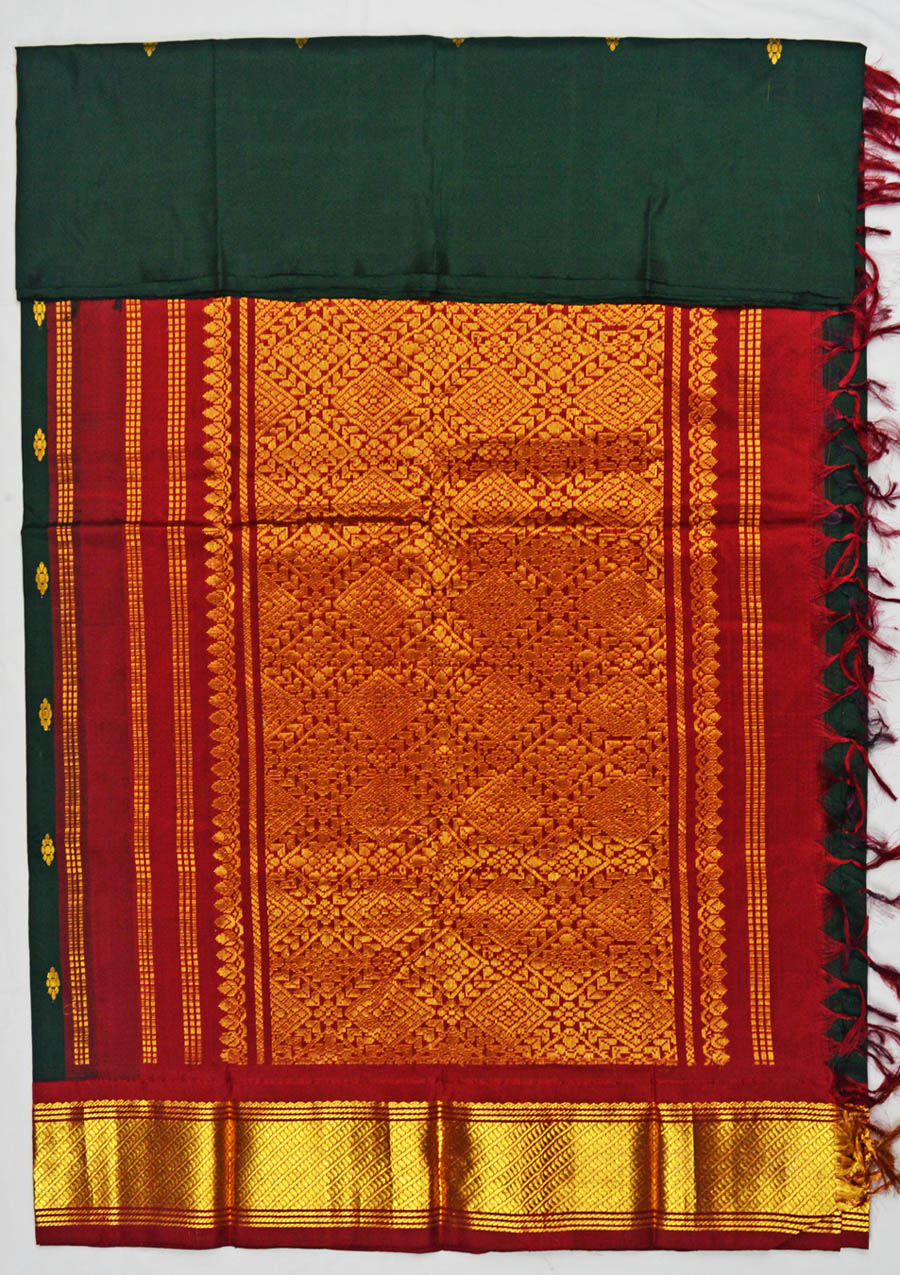 Temple Saree 4705