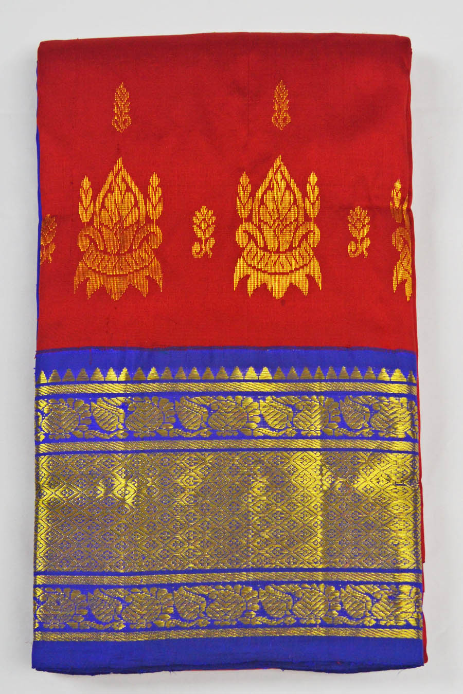 Temple Saree 4709