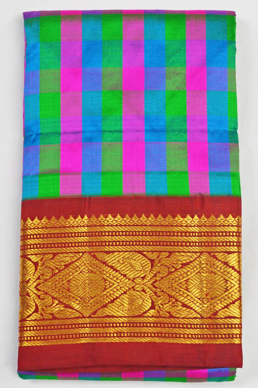 Temple Saree 4712