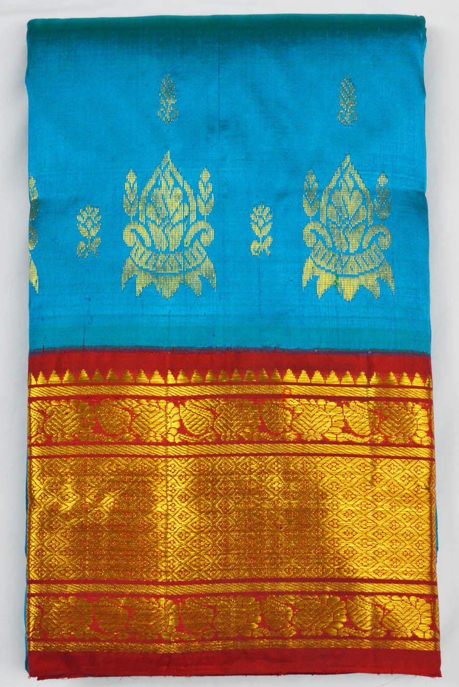 Temple Saree 4775