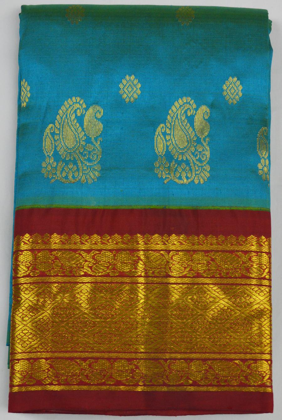 Temple Saree 4880