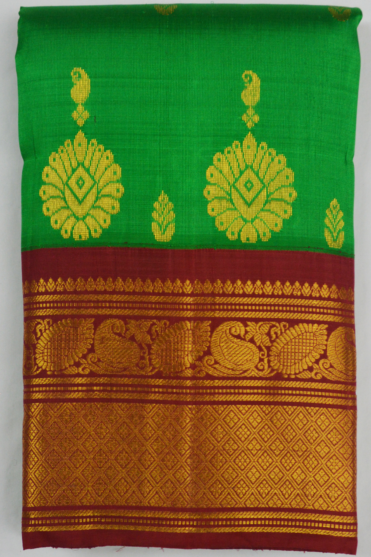 Temple Saree 4964