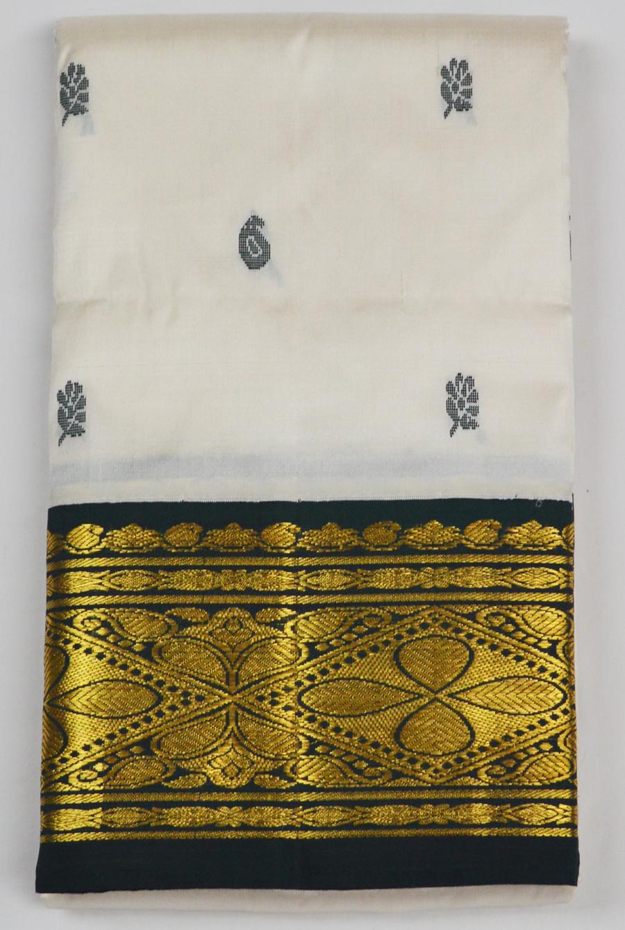 Temple Saree 4969