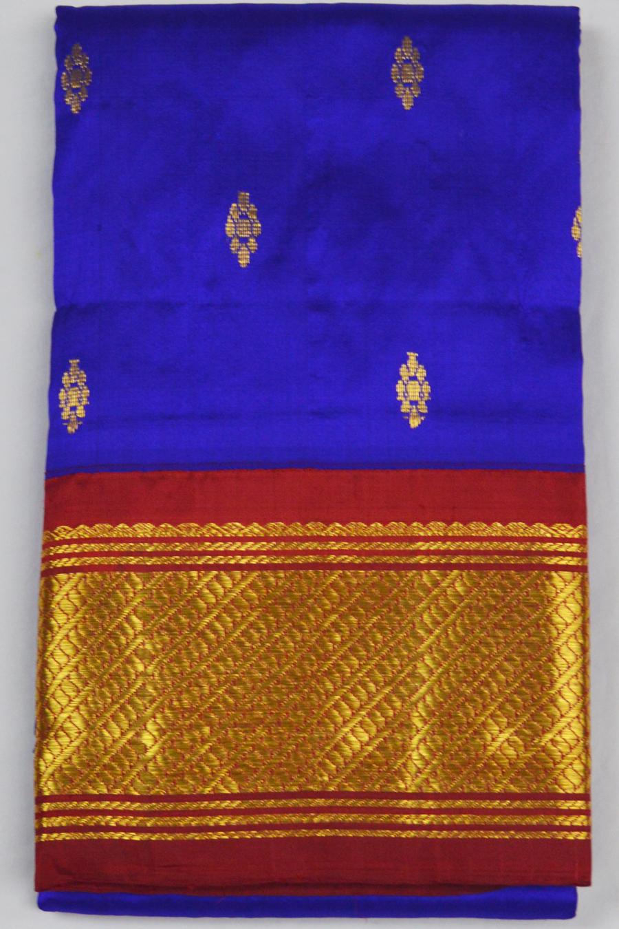 Temple Saree 4970
