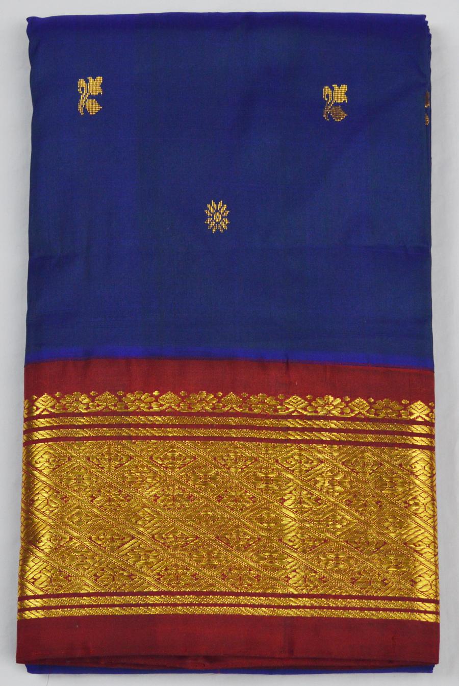 Temple Saree 4971
