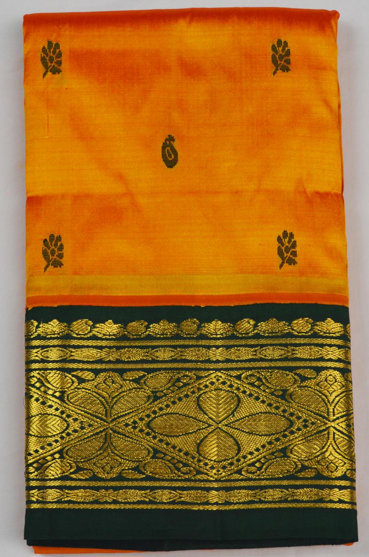 Temple Saree 4972