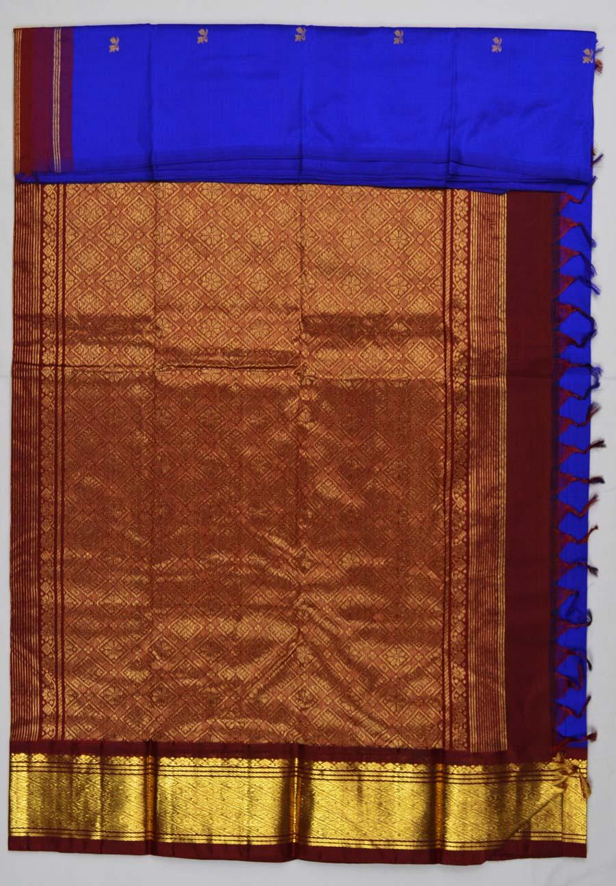Temple Saree 5039