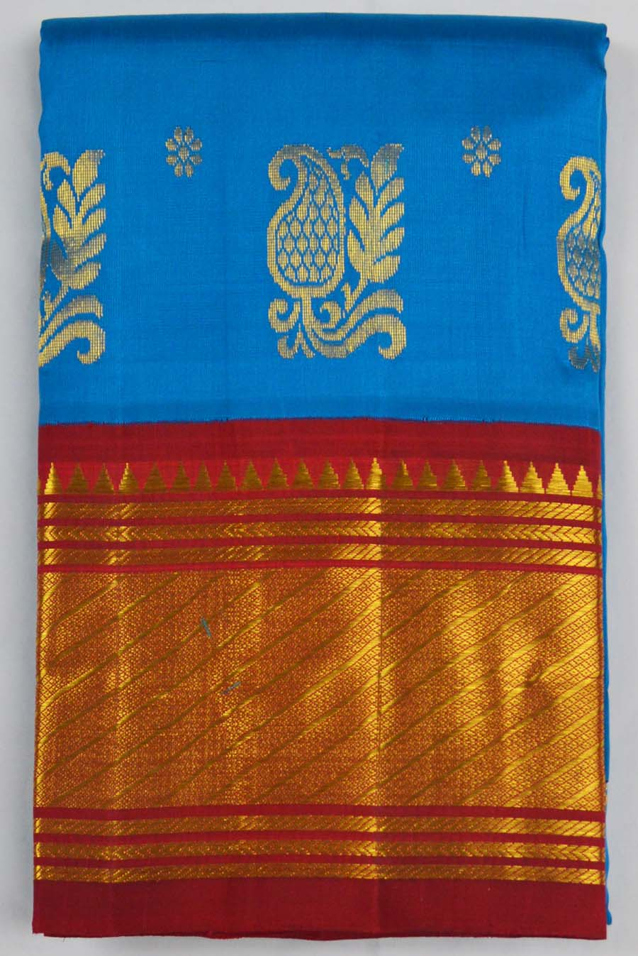 Temple Saree 5055