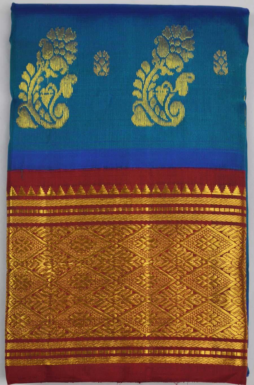 Temple Saree 5056