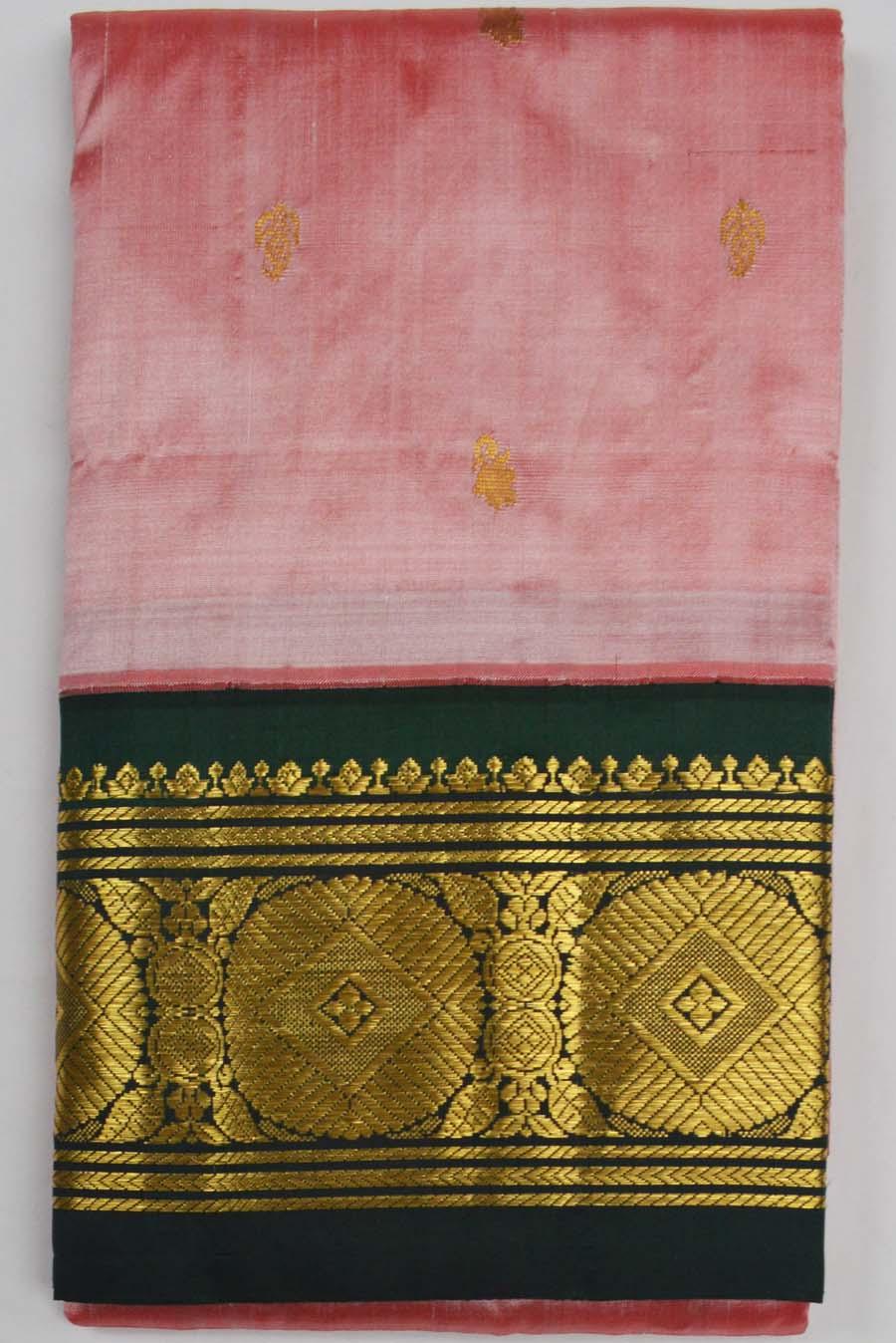 Temple Saree 5072