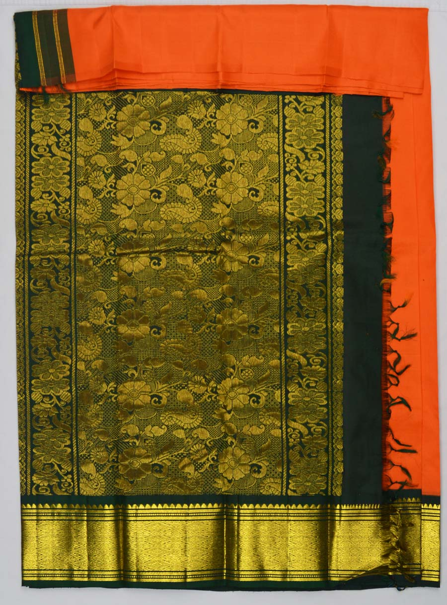 Temple Saree 5073