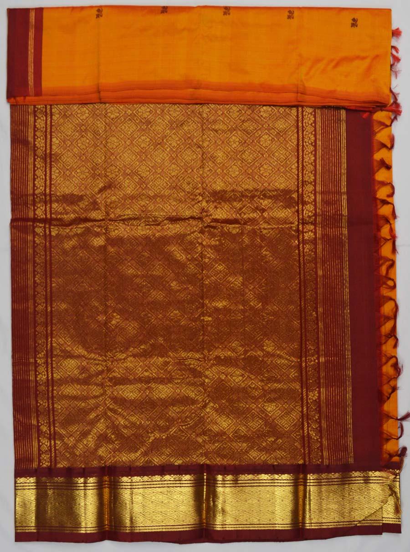 Temple Saree 5045