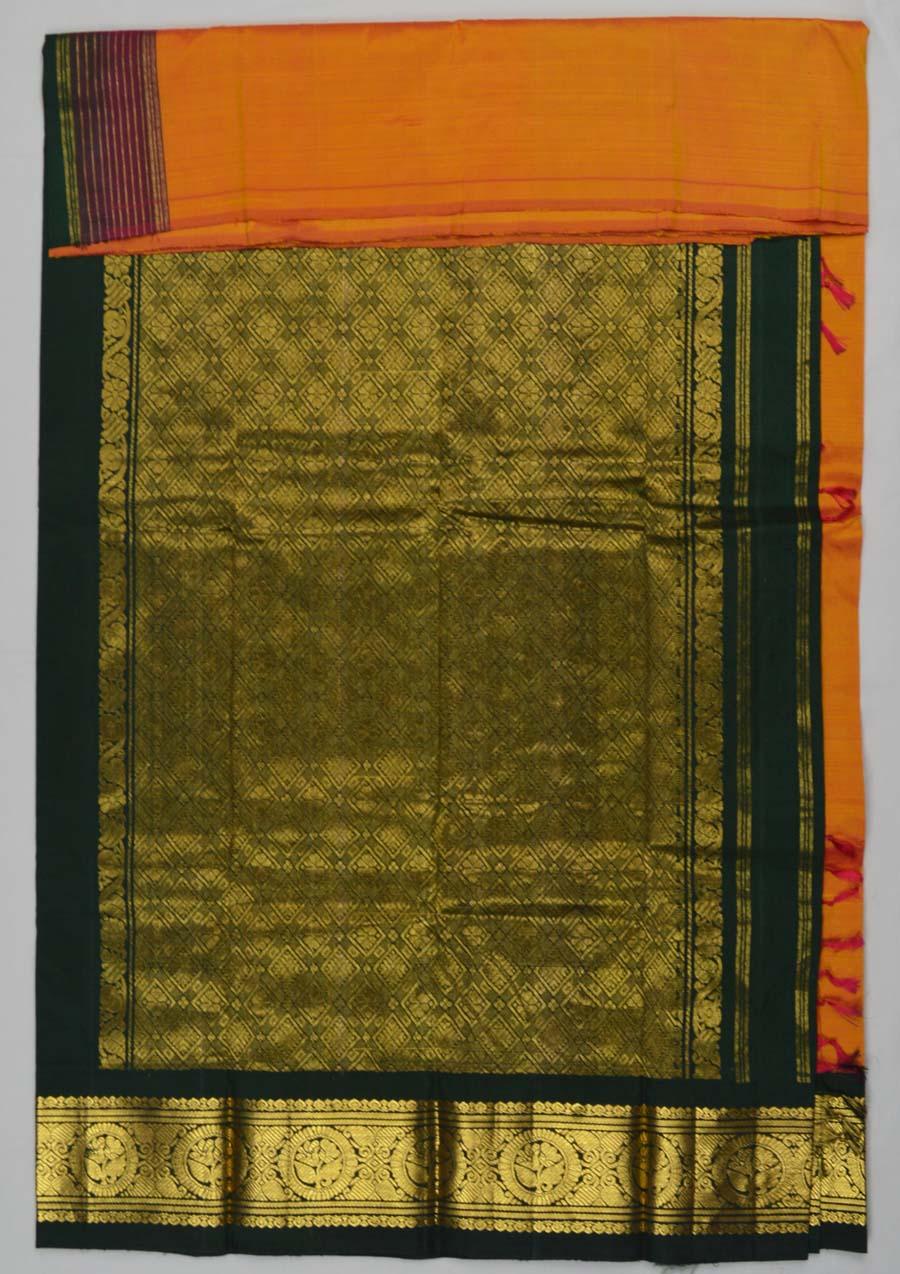 Temple Saree 5087