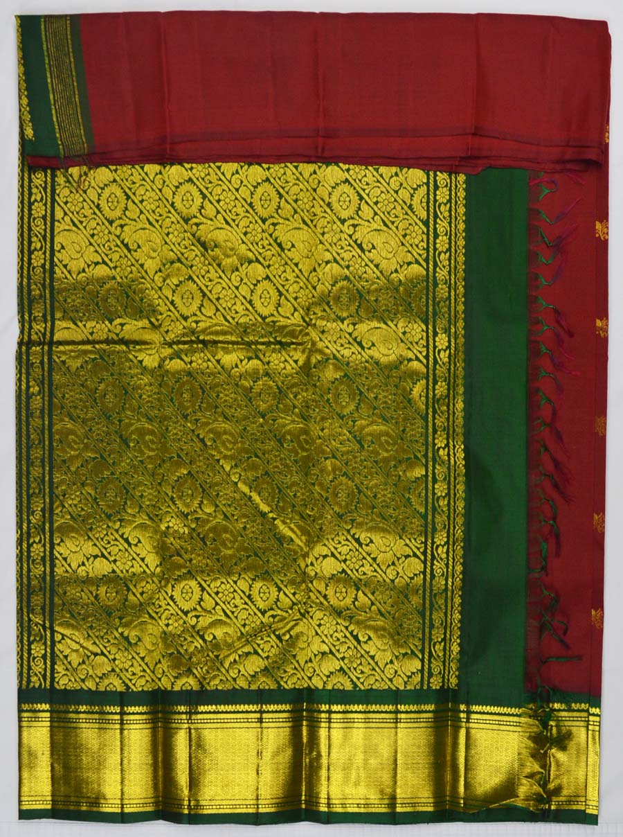 Temple Saree 5186