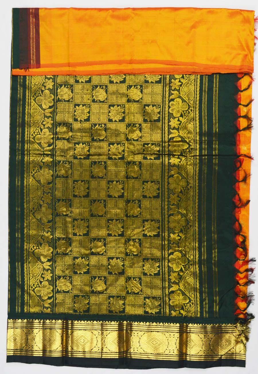 Temple Saree 5193