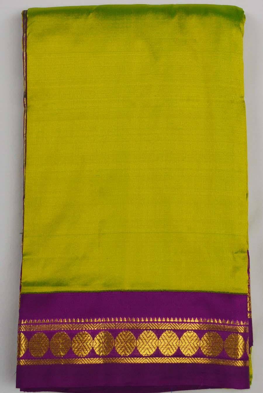 Temple Saree 5201