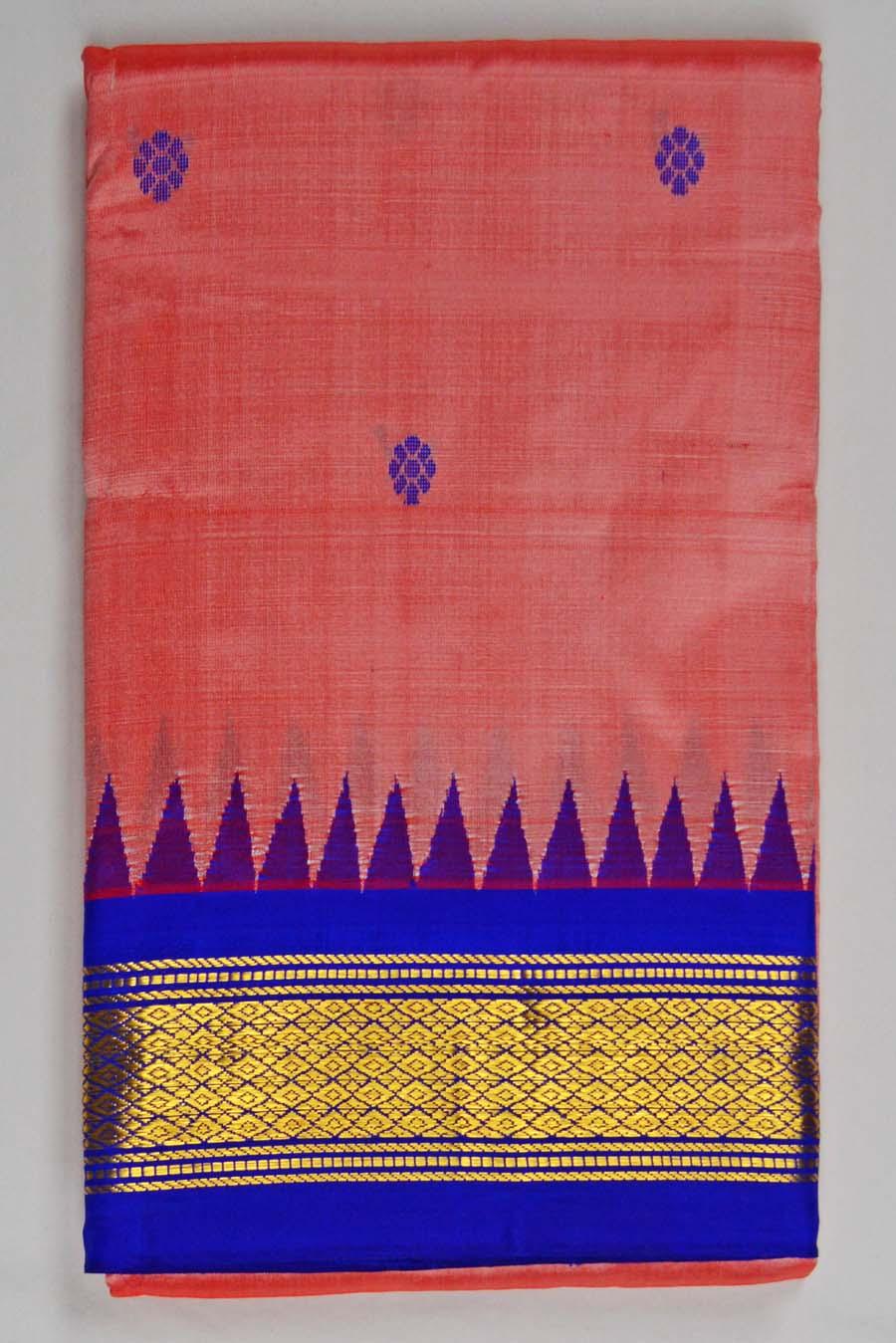 Temple Saree 5221