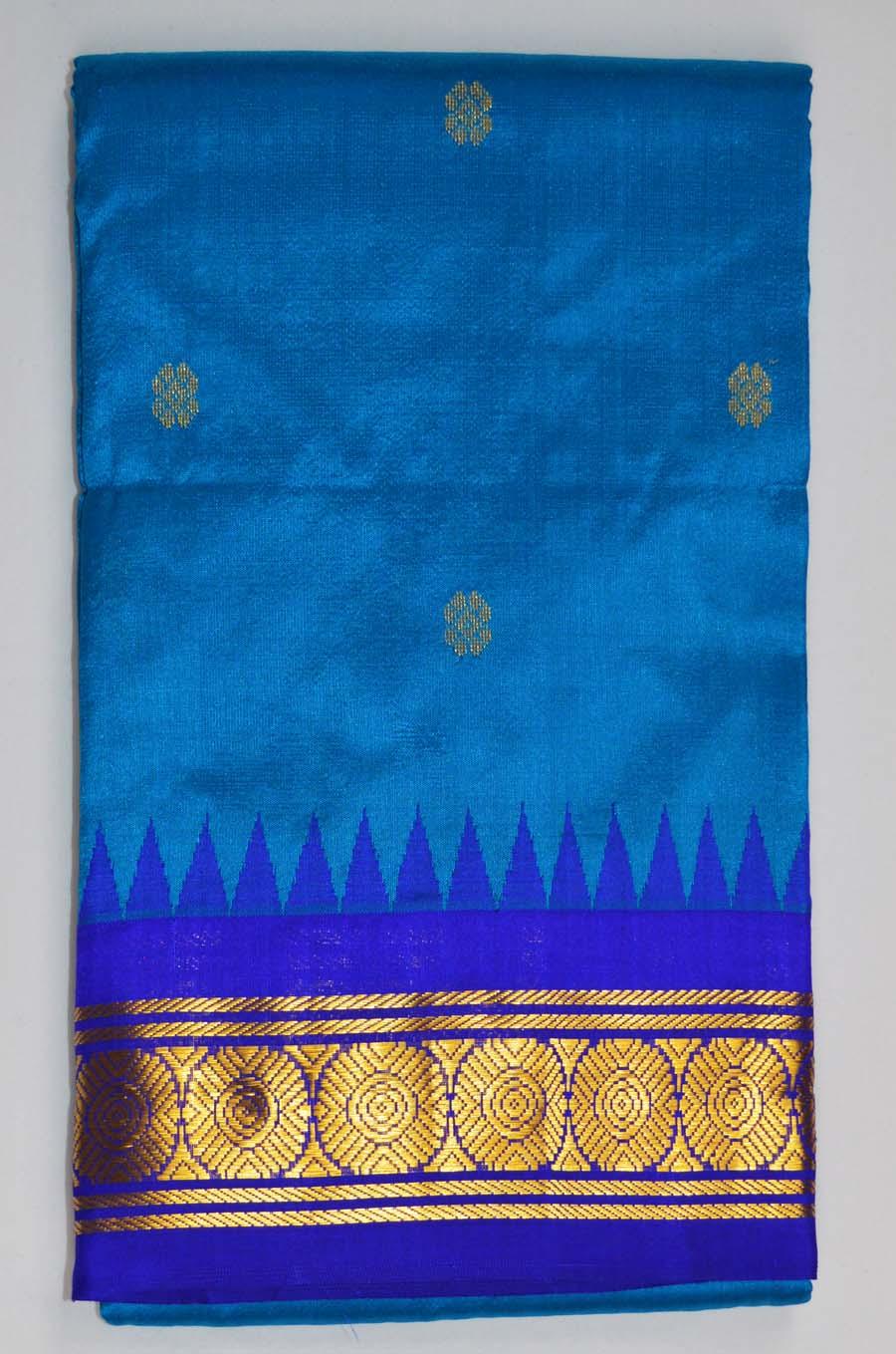 Temple Saree 5222