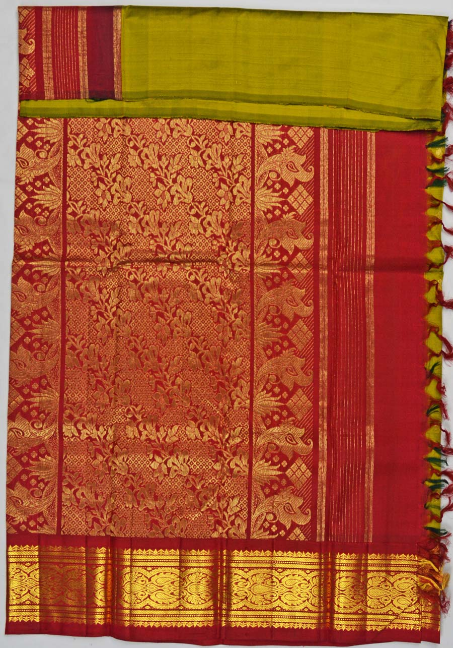 Temple Saree 5224