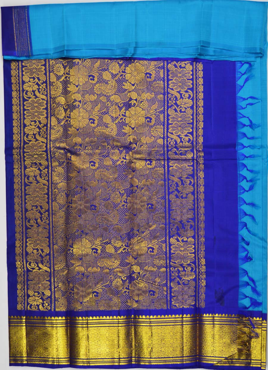 Temple Saree 5230
