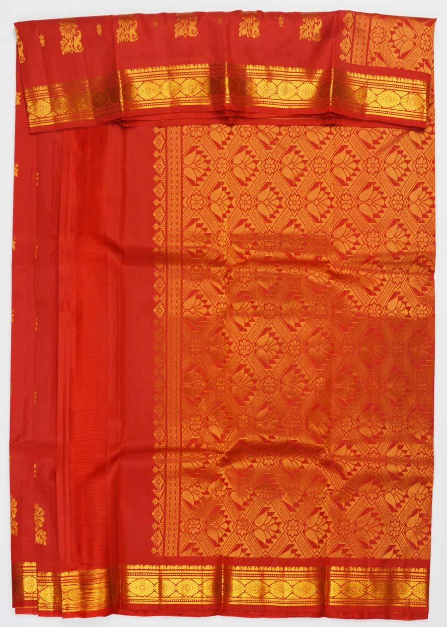Temple Saree 5245