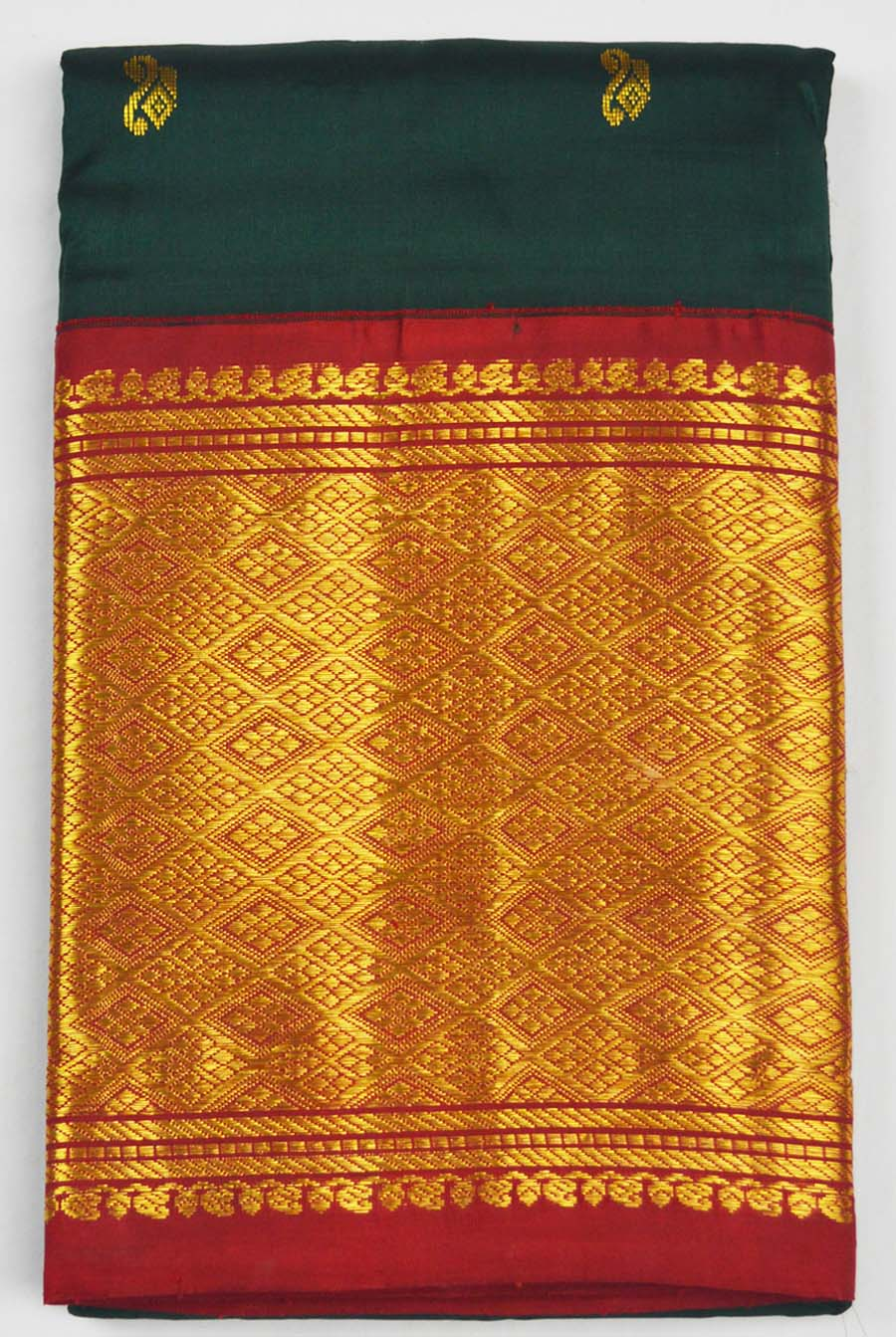 Temple Saree 5257