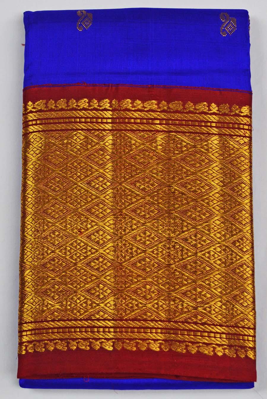 Temple Saree 5258