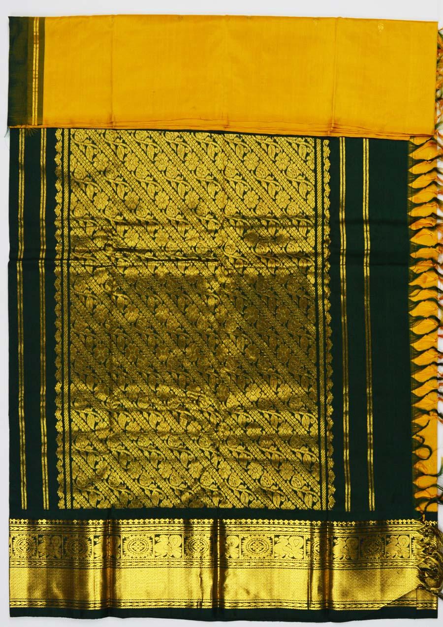 Temple Saree 5261