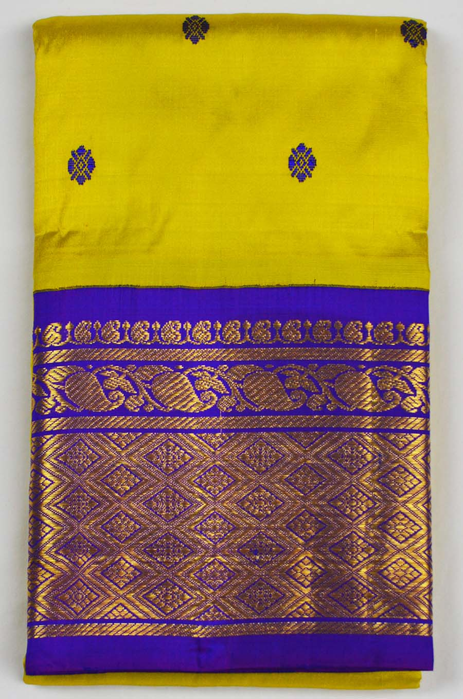 Temple Saree 5262