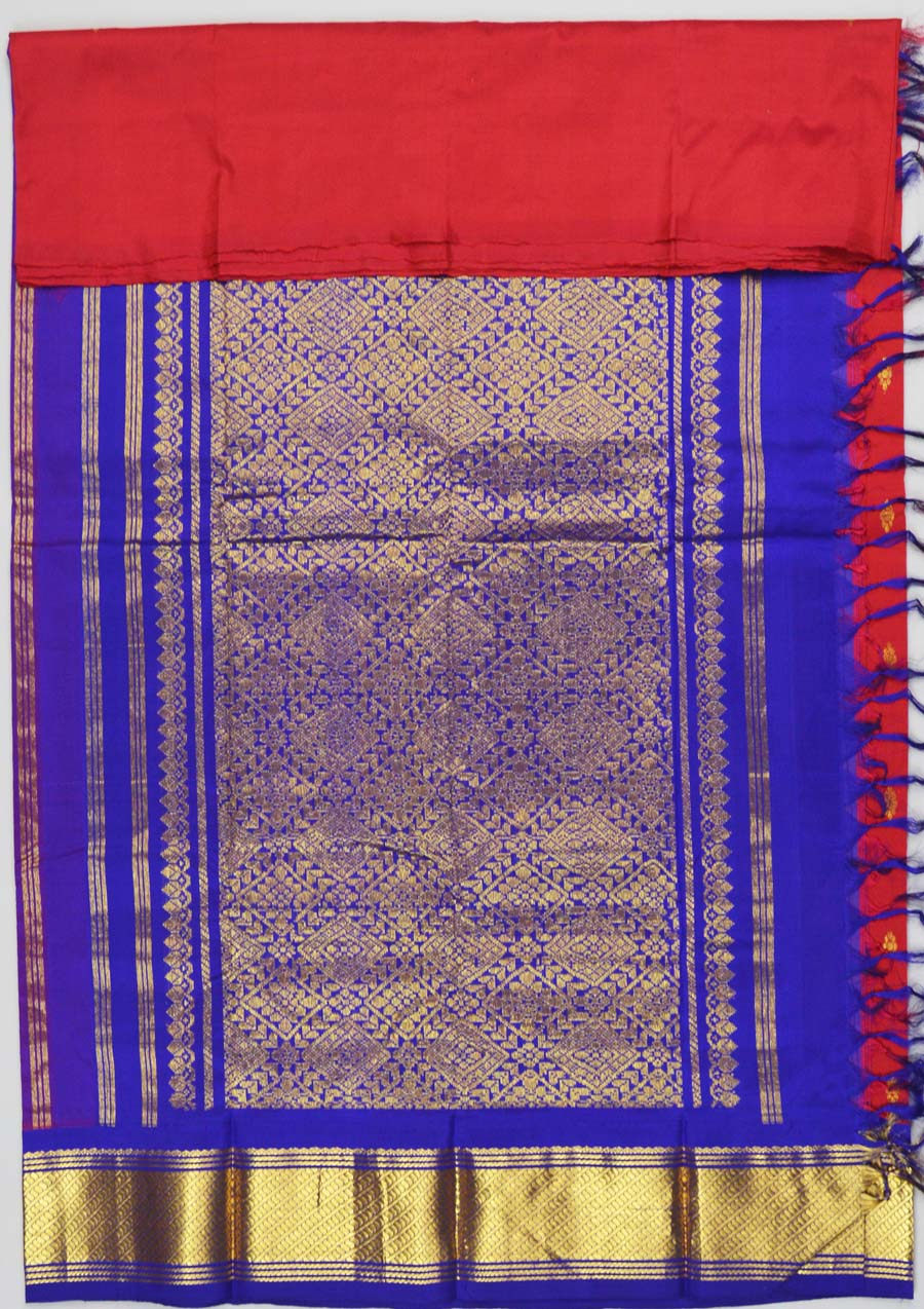 Temple Saree 5264