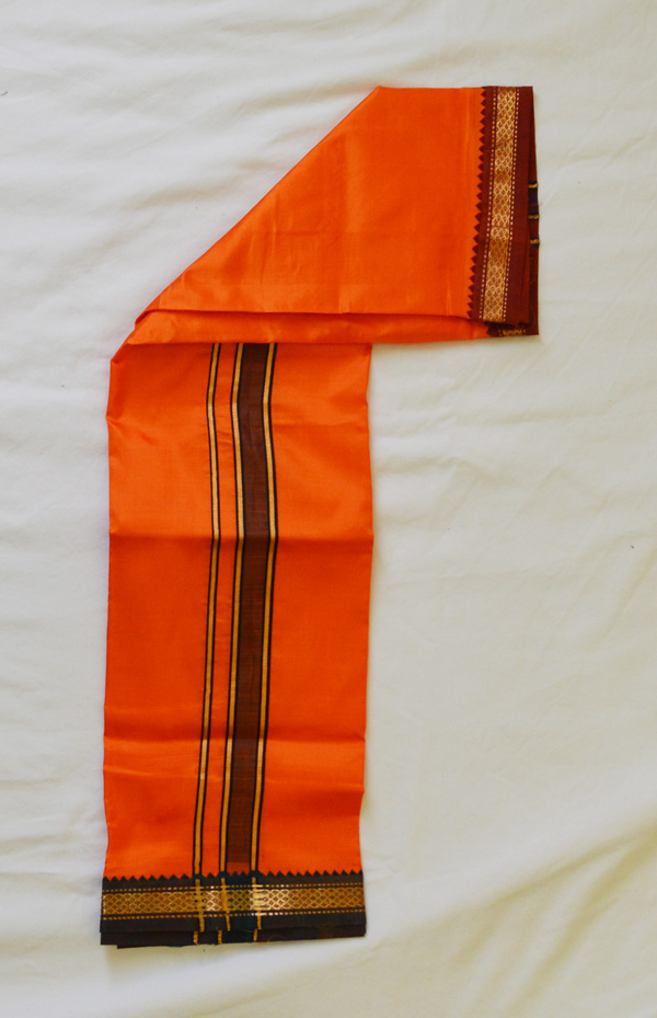 Silk Dhoti  5276
