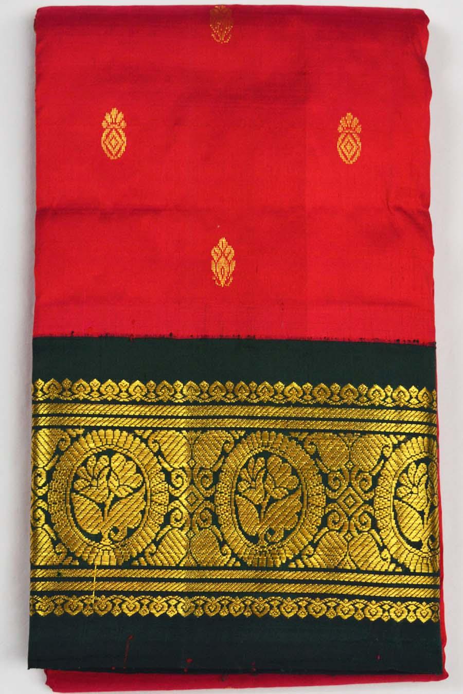 Temple Saree 5348