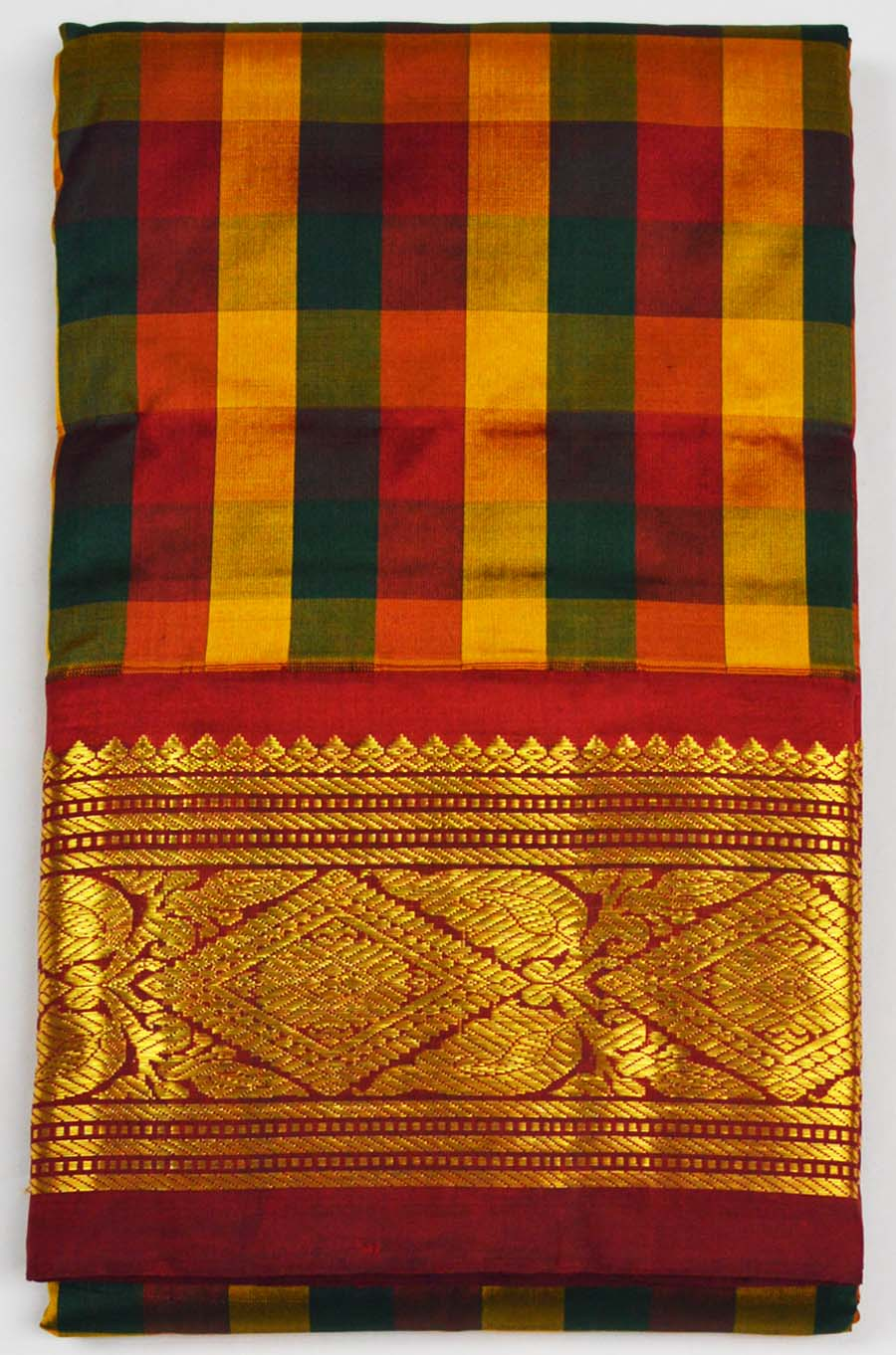 Temple Saree 5349