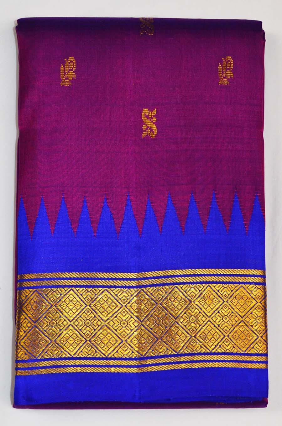 Temple Saree 5350