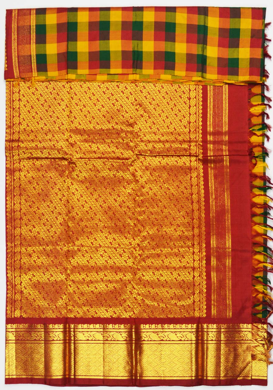 Temple Saree 5352