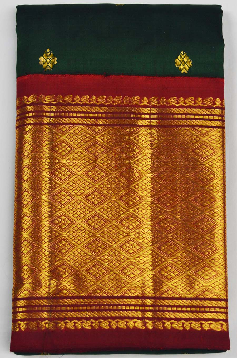 Temple Saree 5353