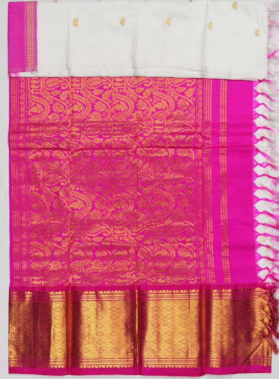 Temple Saree 5355