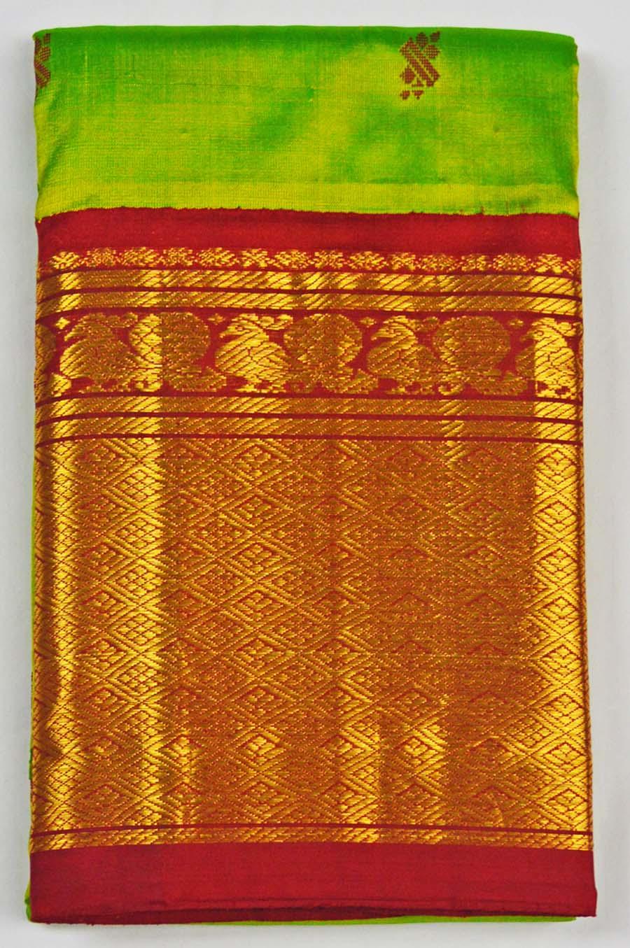 Temple Saree 5357